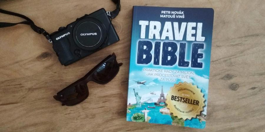Travel Bible - dárek pro cestovatele