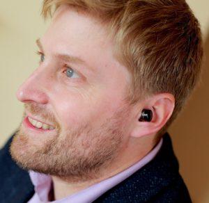 Dárek pro muže - bezdrátová sluchátka