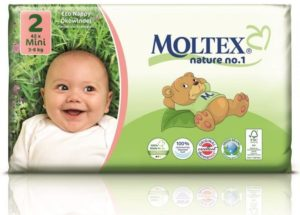 Dárek k narození miminka - eko pleny