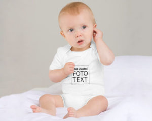 Dárek k narození miminka - oblečky na míru