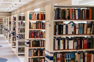 Dárek pro dědu - průkazka do knihovny