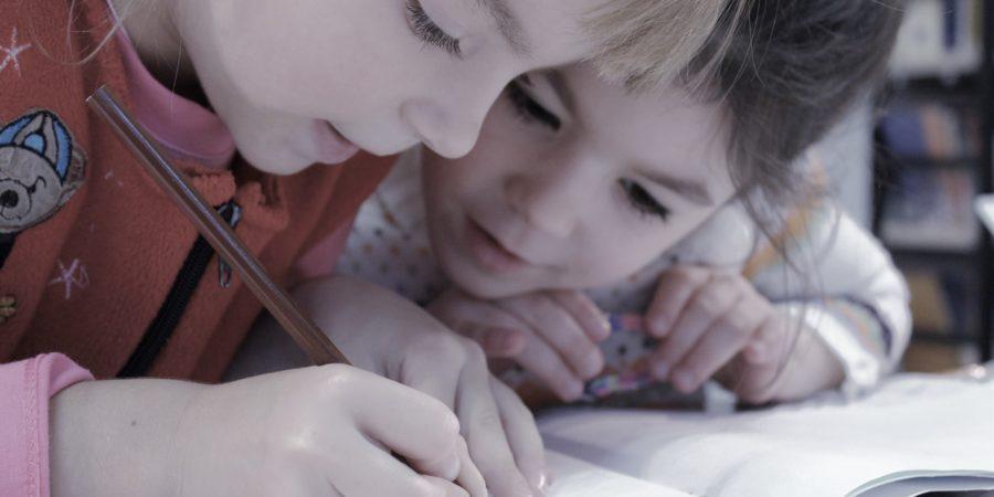 dárky pro předškoláky a prvňáčky