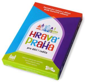 Dárek pro celou rodinu - Hravá Praha