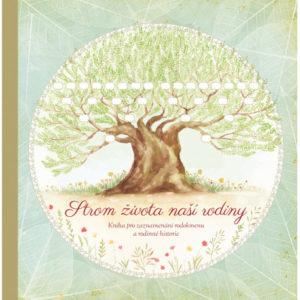Dárek pro celou rodinu - Strom života
