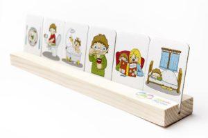 Jaký dárek pro tříleté dítě