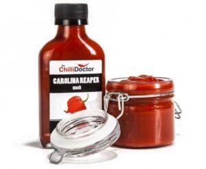 Mezi nej jedlé dárky patří chilli balíčky.