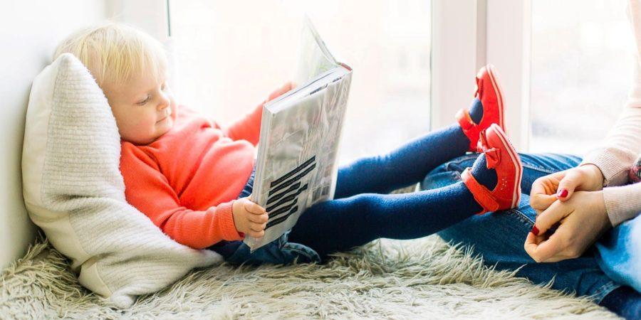 Knihy pro děti - krásné kousky, které jsem měla možnost číst