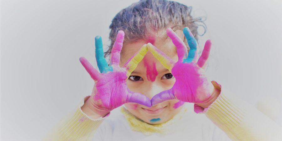 Tvořivým dětem kreativní dárky!