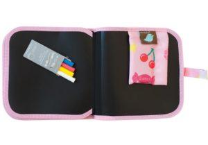 Kreslicí tabulová knížka - bezva dárek k čtvrtým narozeninám