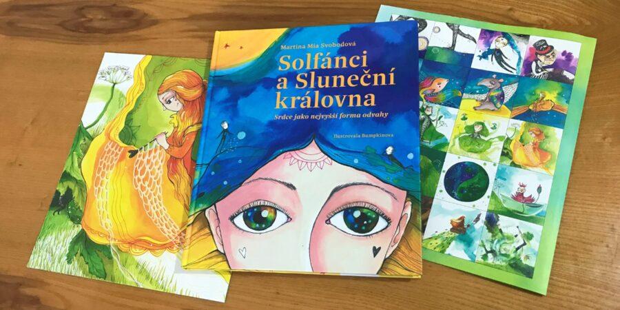 Solfánci a Sluneční královna 12