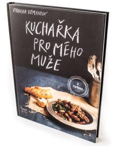 Kuchařka pro muže - tip na knihu pro manžela