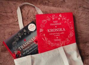 Rodinný dárek - kniha Tradinář a Kronika