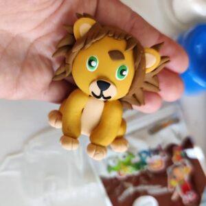 Vymodelujte si lvíčka Tuláčka s kreativní sadou