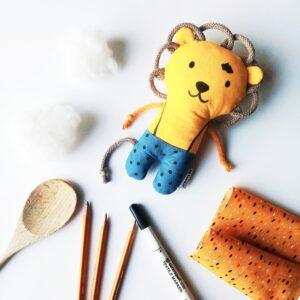 Dotvořte si lvíčka - kreativní sady