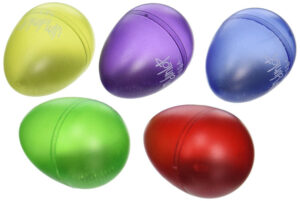 Vajíčko jako velikonoční dárek pro hudebníky