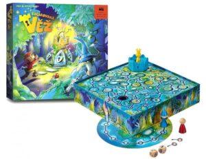 Desková hra Začarovaná věž - bezva dárek pro pětileté děti
