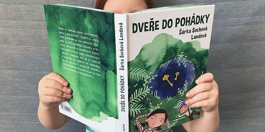 Dveře do pohádky - tip na knihu pohádek jako dárek pro děti
