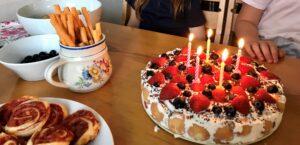 Dort na dětskou oslavu narozenin