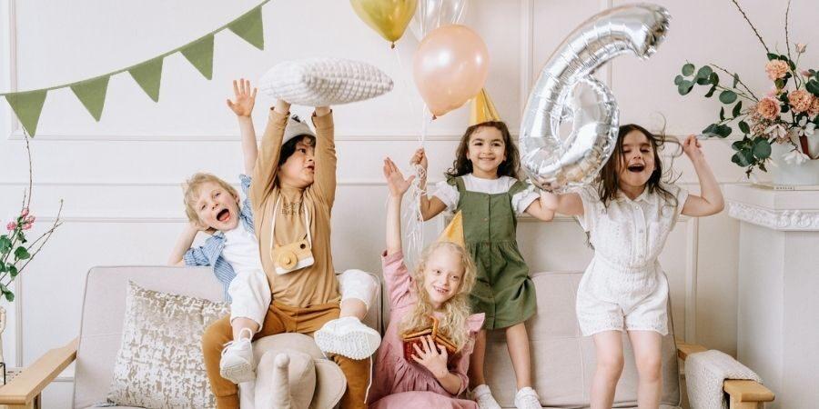 Přečtěte si, jak zorganizovat dětskou oslavu narozenin!