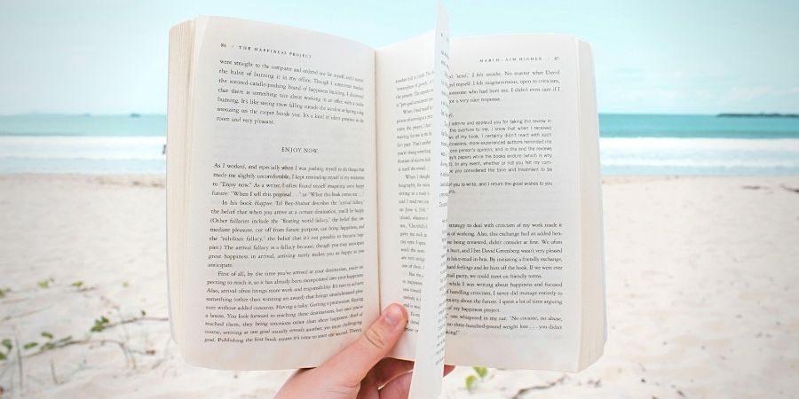 Čtení na léto 2021 - Čtěte!