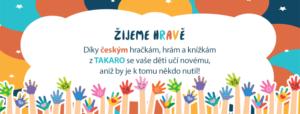 TAKARO - české hry i hračky pro chytré děti